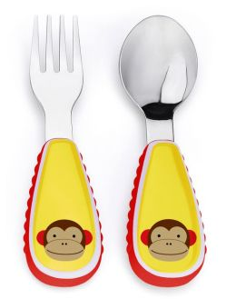 Zoo utensil set - Monkey