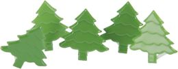 Eyelet Outlet Brads-Pine Tree 12/Pkg