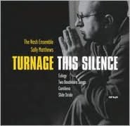 Turnage: This Silence