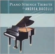 Piano Strings Tribute to Andrea Bocelli