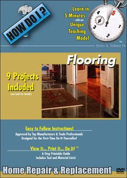 How Do I: Flooring