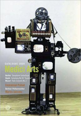 Berliner Philharmoniker: Medici Arts Catalogue 2009