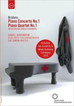 Daniel Barenboim/Berliner Philharmoniker: Brahms - Piano Concerto No. 1/Piano Quartet No. 1