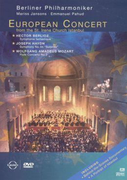 European Concert 2001