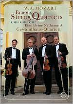Famous String Quartets