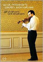 Gil Shaham/Orli Shaham: W.A. Mozart Violin Sonatas
