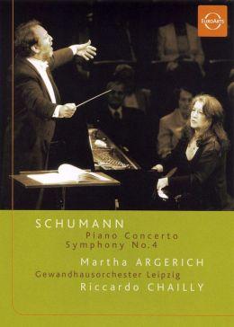 Schumann & Martha Argerich