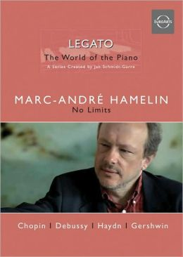 Marc-Andre Hamelin: No Limits