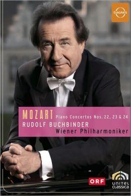 Mozart: Piano Concertos No. 22 K.482, No. 23 K.488 and No. 24 K.491