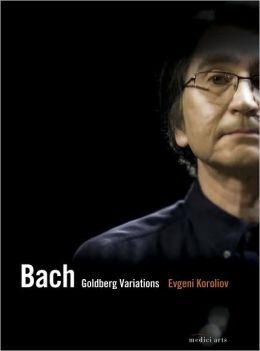Evgeni Koroliov: Bach - Goldberg Variations