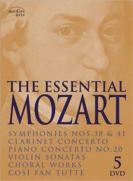 Essential Mozart (5pc) / (Ws Sub Ac3 Dts)