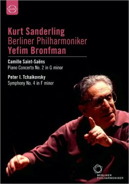 Kurt Sanderling/Berliner Philharmoniker/Yefim Bronfman: Saint-Saens/Tchaikovsky