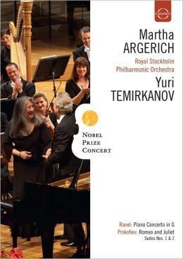 Nobel Prize Concert 2009: Martha Argerich/YuriTemirkanov