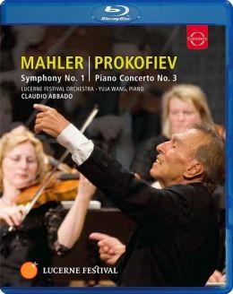 Claudio Abbado: Mahler - Symphony No. 1/Prokofiev - Piano Concerto No. 3