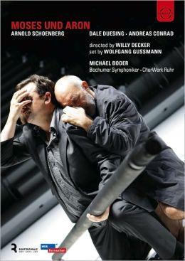 Moses und Aron (Bochumer Symphoniker/ChorWerk Ruhr)