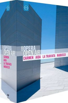 Opera Open Air: Carmen/Aida/La Traviata/Nabucco
