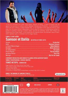 Samson et Dalila (Vlaamse Opera Antwerp/Ghent)