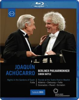 Joaquin Achucarro: Nights in the Gardens of Spain/Recital at the Teatro Real in Madrid