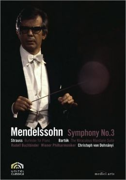 Dohnanyi Conducts Mendelssohn, Strauss and Bartok