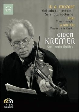 Kremer Plays Mozart