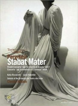 Pergolesi: Stabat Mater - Abbado