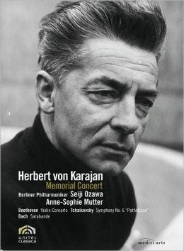 Herbert von Karajan: Memorial Concert