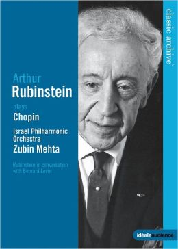 Classic Archive: Arthur Rubinstein Plays Chopin