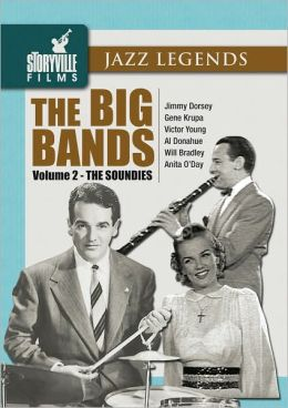 Jazz Legends: Harlem Roots, The Big Bands, Volume 1