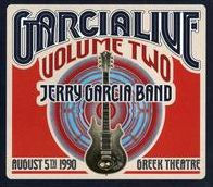GarciaLive, Vol. 2: August 5th 1990 Greek Theatre