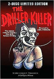 Driller Killer & Early Short Films of Abel Ferrara