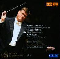 Busoni: Nocturne Symphony