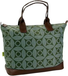 Marni Duffle Bag in Sun & Moon Sepia