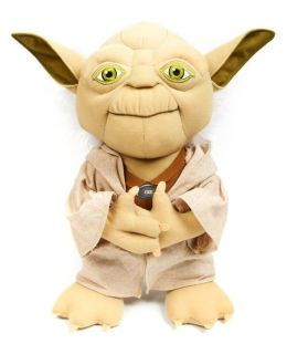 Star Wars  15 Inch Talking Yoda
