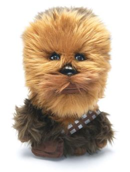 Star Wars Medium Chewbacca Talking Plush