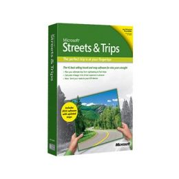 Microsoft Streets and Trips 2010 buy key