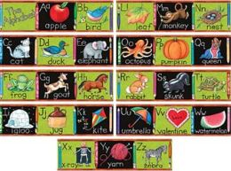 Teacher Created Resources TCR4488 Sw Alphabet Headliners
