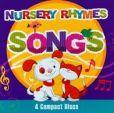 CD Cover Image. Title: Nursery Rhyme Songs