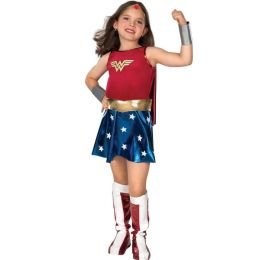 DC Comics Wonder Woman Child Costume: Size Medium