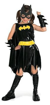 Batgirl Child Costume: Size Large (12-14)