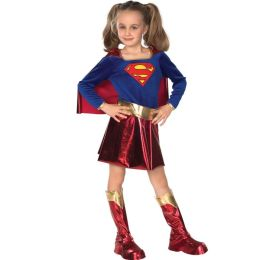 DC Comics Supergirl  Child Costume: Size Medium