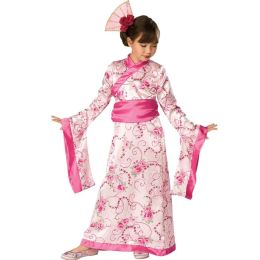 Asian Princess Child Costume: Size Medium