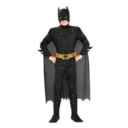Batman Dark Knight Deluxe Muscle Chest Batman Child Costume: Size Medium