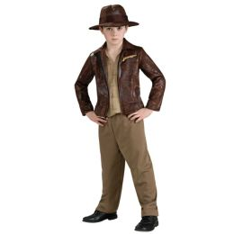 Indiana Jones Deluxe Indiana Child Costume: Size Medium