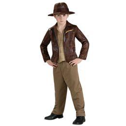 Indiana Jones Deluxe Indiana Child Costume: Size Medium