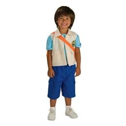 Go, Diego, Go! Deluxe Diego Child Costume: Size Small