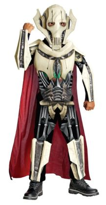 Star Wars - General Grievous Deluxe Child Costume: Medium