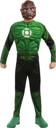 Green Lantern - Kilowog Muscle Child Costume: Small