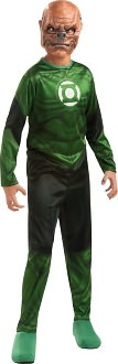 Green Lantern - Kilowog Child Costume: Large