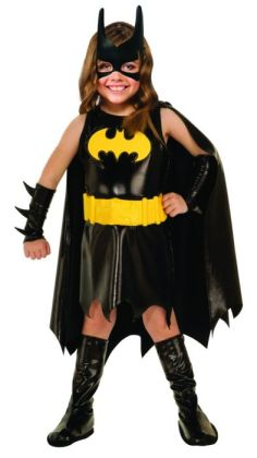 Batgirl Toddler Costume: Size Toddler
