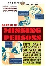 Bureau of Missing Persons